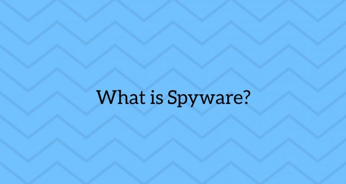 what is spyware