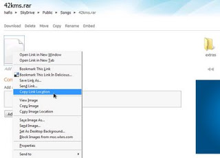 skydrive advanced functions