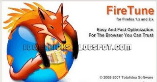 Use FireTune To Speed Up Fire Fox 1001-tricks