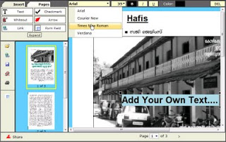 online free pdf editor PDFescape