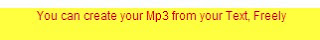 text 2 mp3