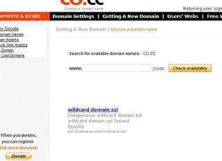 co cc adding
