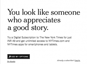 Bypass Nytimes Paywall