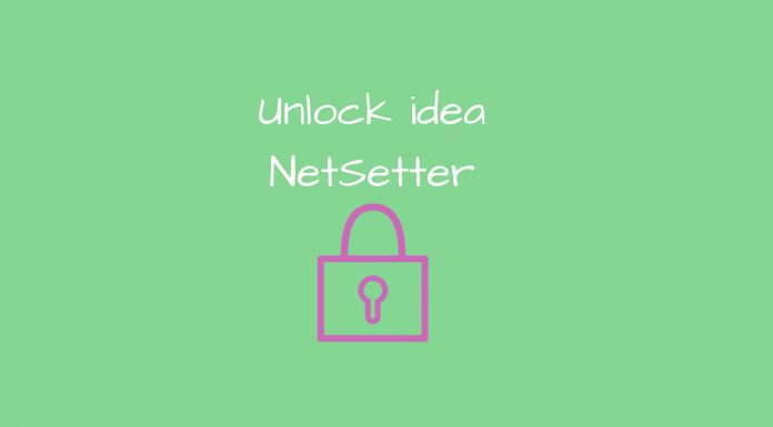 unlock idea netsetter