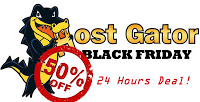black friday 2011 offer hostgator